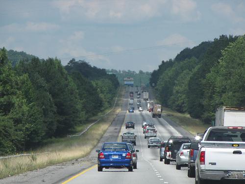 end road trip stress