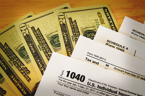 tax time organization tips