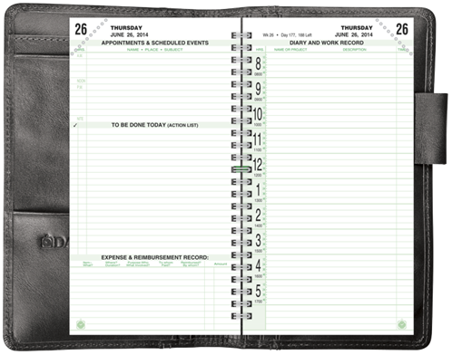Keeping This Summer Organized – Daytimer Planner
