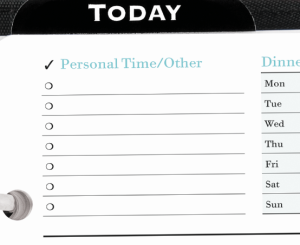 Personal Time In Planner