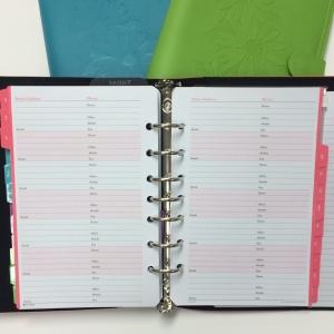 Mom Planner Address Book
